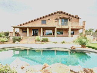 Large Luxury Smart home has it all! New Hot Tub, Putting green, pool, game room - Scottsdale vacation rentals