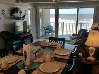 Oceanfront Condo Directly On Beach! - Mantoloking vacation rentals