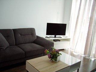 1b Atlas Seaview & pool apartment- Miramare beach - Germasogeia vacation rentals