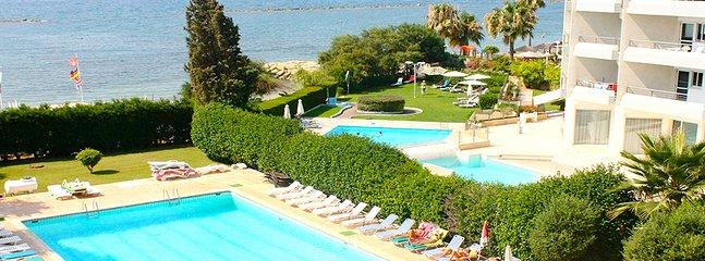 2b Eros seaview & pool apartment  - Miramare beach - Germasogeia vacation rentals