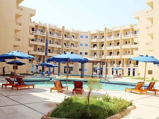 Pool View Studio with Balcony - Free WIFI - Hurghada vacation rentals
