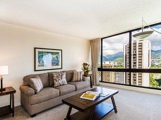 Renovated Condo Close to Beaches and FREE Parking! - Waikiki vacation rentals
