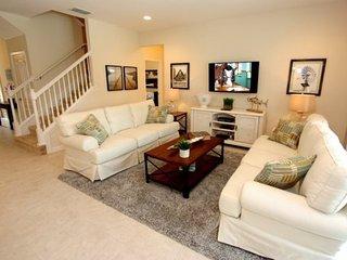 New Beautiful 7 bedroom Pool Home In Solterra Resort Sleeps 22. 5236OA - Kissimmee vacation rentals