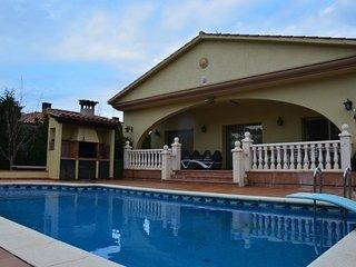 Swimming pool house Costa Brava - Riudarenes vacation rentals