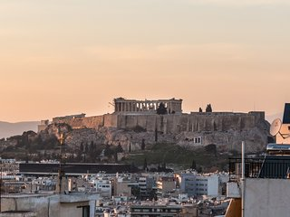 New 3Bdrm Apartment with Acropolis View in Athens - Athens vacation rentals