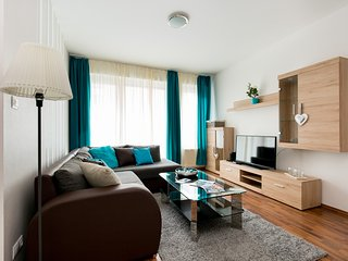 Sun Resort 2 bedroom apartment for 6 - Budapest vacation rentals