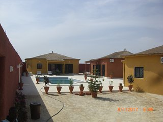 2 bedroom Villa with Internet Access in N'Guerigne Bambara - N'Guerigne Bambara vacation rentals