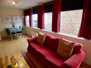 Bright Condo with Washing Machine and Television - Glasgow vacation rentals
