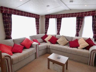 Swift  8 berth caravan at Southview Leisure Park Skegness - Burgh le Marsh vacation rentals