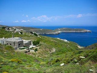 On top of the world - Otzias Kea Villa - Otzias vacation rentals