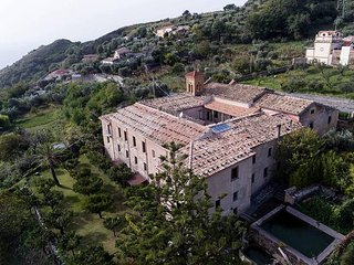 Ex Convento Cappuccini | house with kitchen-garden - Belmonte Calabro vacation rentals