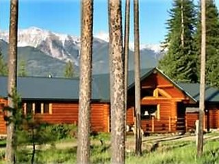 Montana Wilderness Log Cabin with Stunning Mountain Views and Swan River Access - Condon vacation rentals