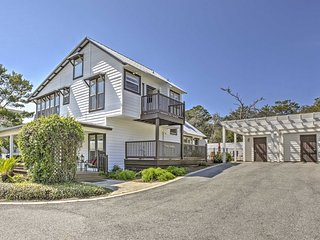 5BR Blue Mountain Beach House w/Heated Pool! - Santa Rosa Beach vacation rentals