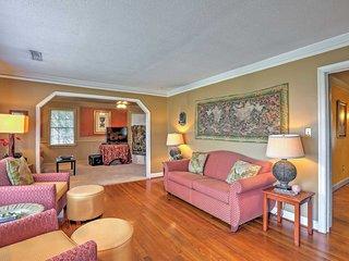 NEW! 2BR Charleston House Near Town - Huge Yard! - Charleston vacation rentals