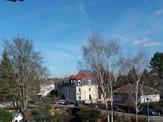 Sunny 1 bedroom Mulhouse Apartment with Internet Access - Mulhouse vacation rentals
