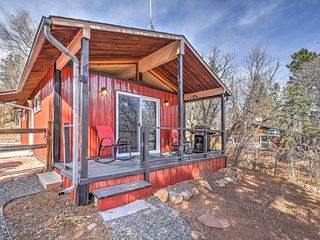 NEW! 2BR Manitou Springs Cabin near Recreation! - Manitou Springs vacation rentals