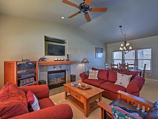 NEW! 3BR Deer Valley Townhome w/Mountain Views! - Heber vacation rentals