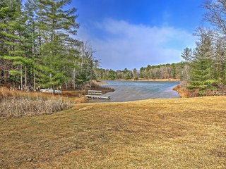 NEW! Lakefront 4BR East Durham Home w/Private Pool - East Durham vacation rentals