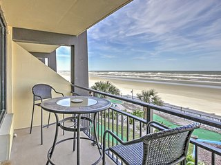 NEW! Daytona Studio w/Unbeatable Sunrise Views - Daytona Beach Shores vacation rentals