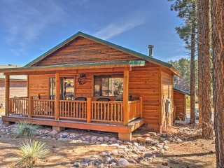 NEW! Cozy 2BR Show Low Cabin - Minutes From Lake! - Show Low vacation rentals
