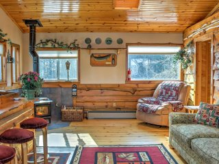 NEW! Rustic 1BR Montello Apartment w/ Lake Views! - Montello vacation rentals