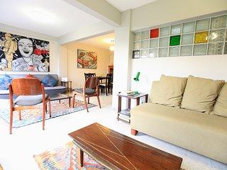 2 Bedroom Apartment close to Downtown CDMX - Mexico City vacation rentals