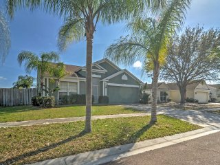 NEW! 3BR Apollo Beach House w/ Pool and Jacuzzi! - Apollo Beach vacation rentals
