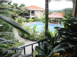 Luxury Second floor Condo #5 with pool view - Jaco vacation rentals