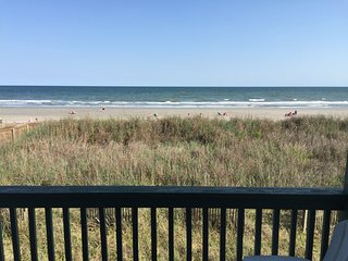 Panoramic Views - updated Ocean Front Corner Condo on OIB - Ocean Isle Beach vacation rentals