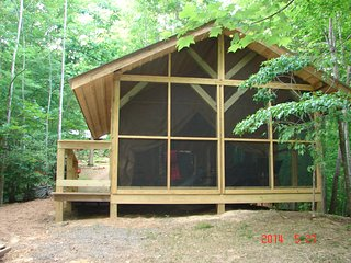 1 bedroom Tented camp with Mountain Views in Moravian Falls - Moravian Falls vacation rentals