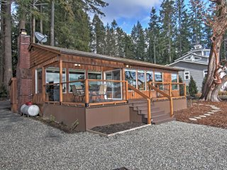 New! 2BR Poulsbo Waterfront House on Liberty Bay! - Poulsbo vacation rentals