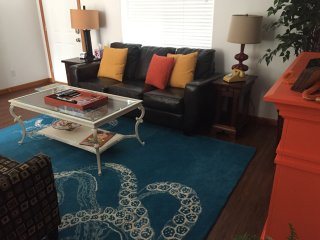 One level home with Free WIFI etc. - College Place vacation rentals