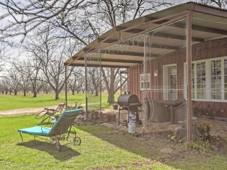 New! 3BR Maxwell House in Beautiful Pecan Orchard! - Maxwell vacation rentals
