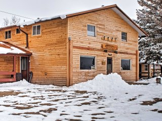 New! Cozy Saratoga Studio Near Mountains & Rivers! - Saratoga vacation rentals