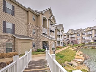 NEW! 1BR St. Charles Condo w/ Resort Amenities! - Harvester vacation rentals