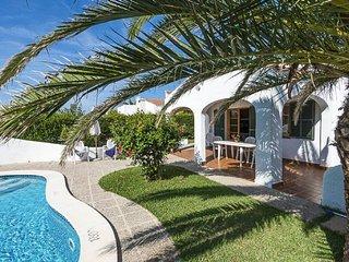 Nice 3 bedroom Villa in Cala'n Bosch - Cala'n Bosch vacation rentals