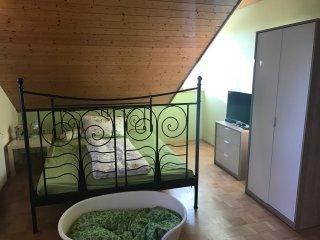 Kleines Apartment für 2 Personen im Casa del Nucki - Beuron vacation rentals