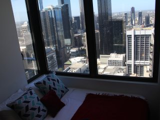 Top Floor Cloud ↑ 45 Spencer Melb - Melbourne vacation rentals