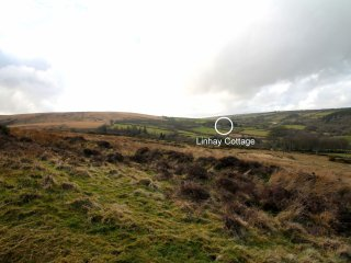 Linhay Cottage, Withypool - Country cottage for 3 guests in rural Exmoor - Withypool vacation rentals