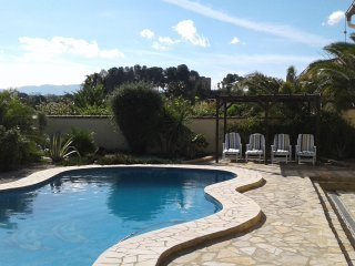 Rural Villa with private pool in Ontinyent, near to Costa del Azahar/ Valencia - Ontinyent vacation rentals