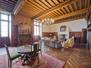 Chateau Sainte Aulaire vacation holiday villa chateau rental france, dordogne - Annesse-et-Beaulieu vacation rentals