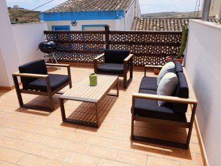 Casa Gecko is a very spacious fully equipped one bedroom modern two story house - Raposeira vacation rentals