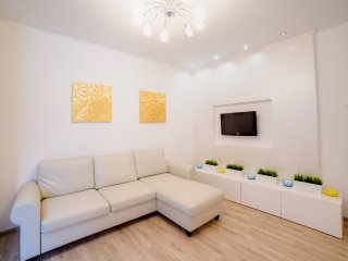 Azbuka Apartment at Tsyurupy 44/2 (Floor 9) - Ufa vacation rentals