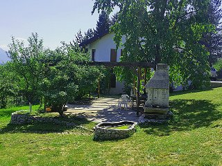 Bright 4 bedroom Villa in Ilidza with Television - Ilidza vacation rentals