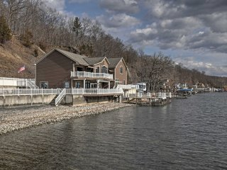 NEW! 6BR Aurora House on Cayuga Lake - Aurora vacation rentals