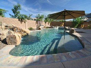 Gilbert Estate - April Specials! 4600 Sqft, Heated Pool/Spa, Sleeps 12 - Gilbert vacation rentals
