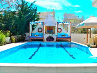 Sun-leisure-pool-sea, spa, cazino! Special offers! - Loutraki vacation rentals