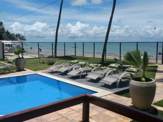 AQUA BLU - Beachfront Apartment - Itamaraca vacation rentals