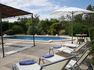 Villa Juana, quiet and peaceful, 2 bedrooms - Port de Pollenca vacation rentals