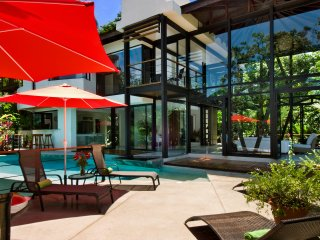 The Villa Mariana - Architectural Masterpiece in Jungle Setting - Manuel Antonio vacation rentals